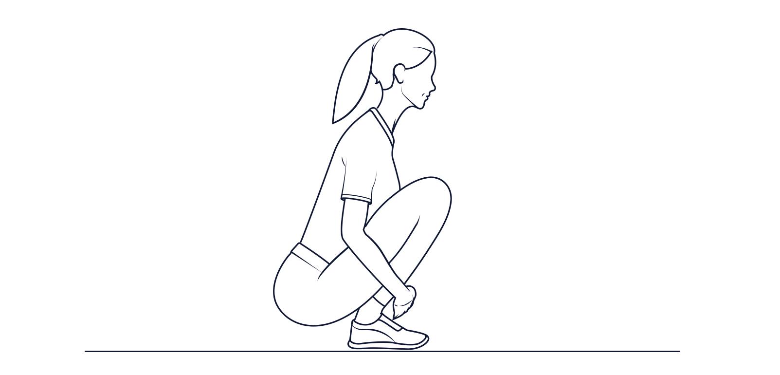 toilet squatting