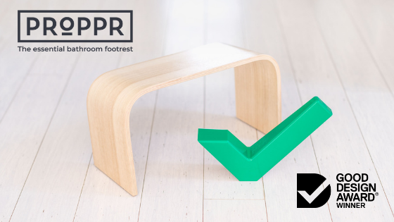 Proppr good design award