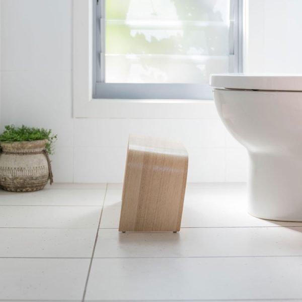 PROPPR® tasmanian oak stool