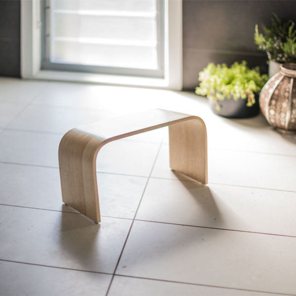 PROPPR® Timber toilet stool